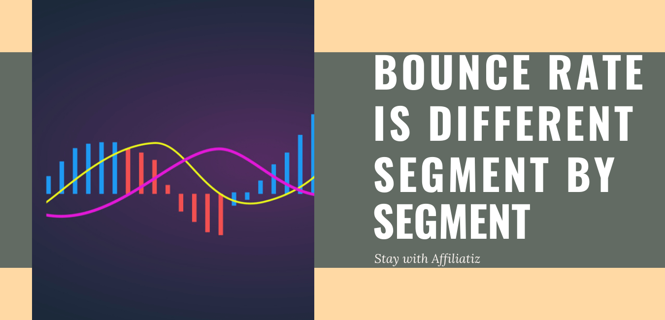 what is the average bounce rate