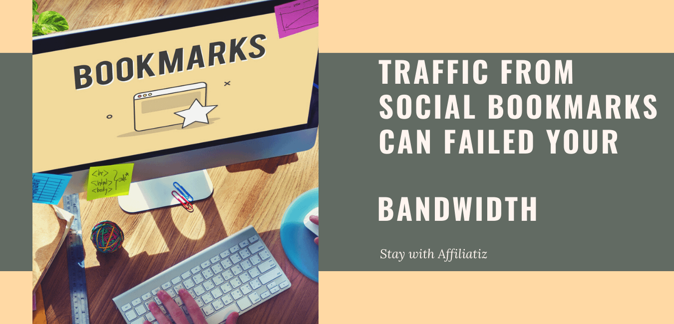 drive traffic from social bookmarking sites