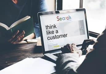 think like a customer to find best keyword