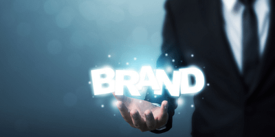 opportunity to turn your website into a brand