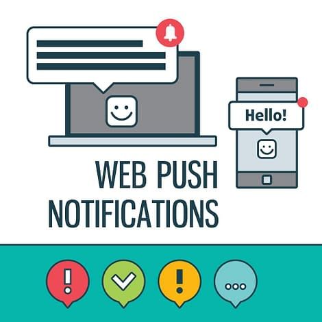 web push notification for email marketing