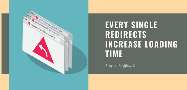Reduce redirects length to increase website loading speed