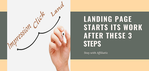 understand traffic step to avoid landing page design mistakes