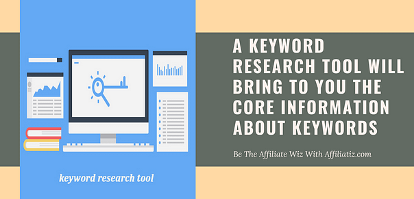 Use a good keyword research tool