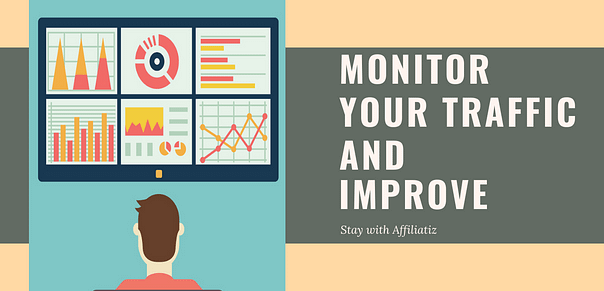 how to monitor website traffic